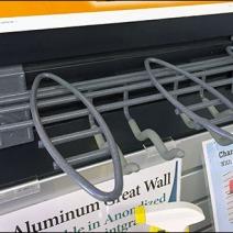 Outwater Plastics Slatwall Mystery Hook 2