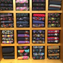 Robert Graham Sock SElection Cubicals 2