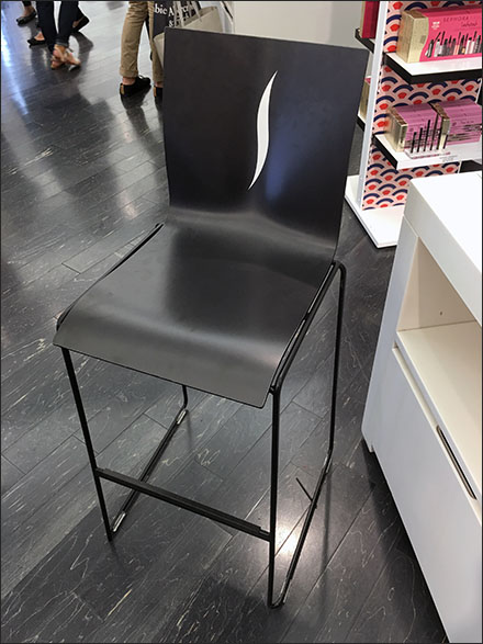 Sephora Branded Seating