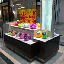 Splat Ball Grenade Apothecary at the Mall