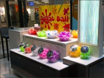 Splat Ball Apothecary At THe Mall 2