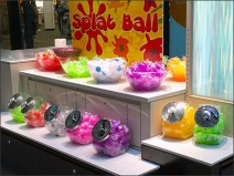 Splat Ball Apothecary At THe Mall 3