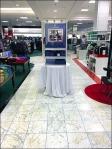 Swarovski® Stand-Alone Christmas Display