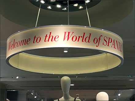 Welcome to the World of Spanx