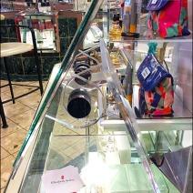 Adjustable Mirror on Acrylic Stand