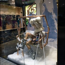 Agent Provocateur Ski Lift Merchandising 2