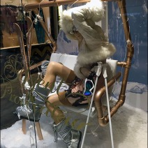 Agent Provocateur Ski Lift Merchandising 3