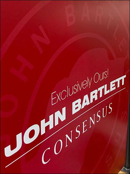 John Bartlett® Watermarked Brand
