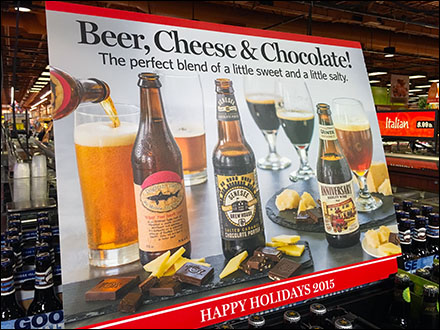 Beer Cheese and Chocolate Signage Main