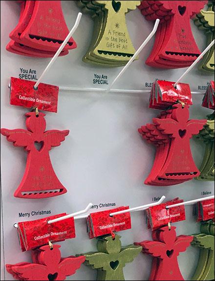 Christmas Angel Multihook Main