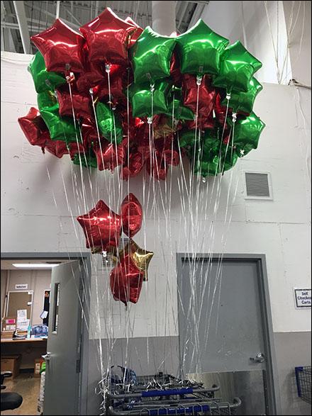 Christmas Balloons On Sale Main