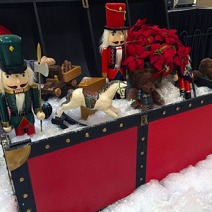 Christmas Toy Trunk Sale 1
