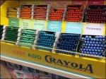 Crayola® Crayon Pick-Your-Own-Color Display