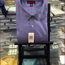 Dress Shirt Easel Retail Display 1