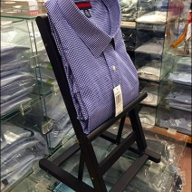 Dress Shirt Easel Retail Display 3