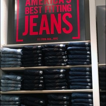 Express Americas Best Fitting Jeans 2
