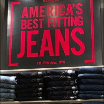 Express Americas Best Fitting Jeans 3