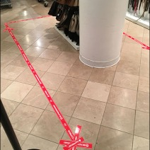 Express Floor Graphic Trail 1