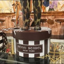 Henri Bendel Branded Nutcracker 1 Hatbox