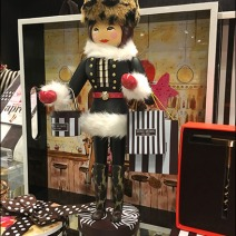 Henri Bendel Branded Nutcracker Main