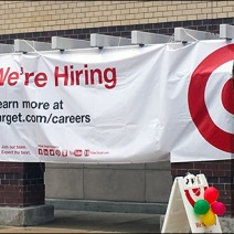 Holiday Hiring Emergency at Target 2