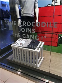Lacoste Crocodile Joind Peanuts Gang 3