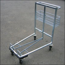 Lord Trolley and Transfer Carts