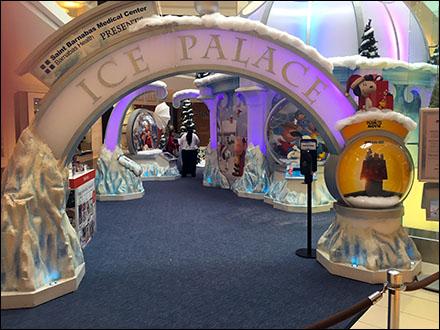 Mall Christmas Ice Palace Main