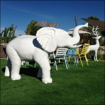 MBMAAN Garden Elephant