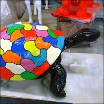 MBMAAN Jigsaw Turtle