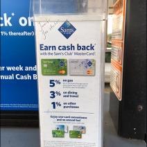 No Cash Credit Card Application Holder 1