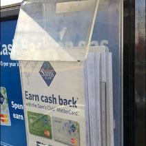 No Cash Credit Card Application Holder 3