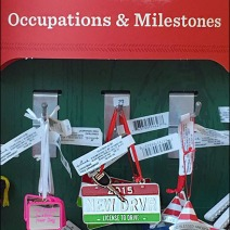 Occupations & Milestones Christmas Ornaments 3