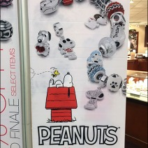 Peanuts Jewelry at Zales 2