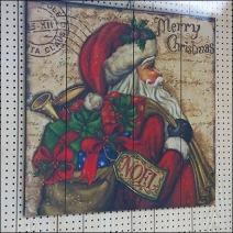 Santa The Original Man Painting v2