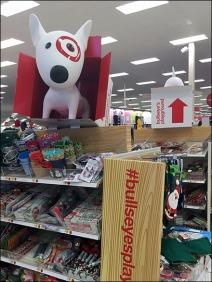 Target Bullseye Mascot Playground 2