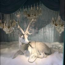 Tiffany Christmas Stag 2