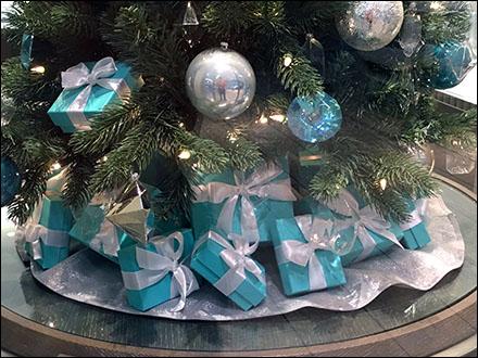 Tiffany Presents Under The Tree CloseUp