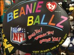 Ty NFL Beanie Balls Header