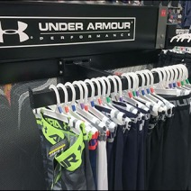 Under Armour Mens T-Hook Faceout Main