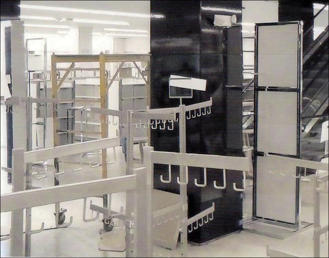 VA Designs Outfitting Invasion in Retail CloseUp