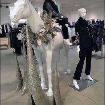 Winter Equestrian Attire at Saks 2