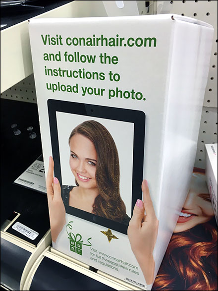 Conair Hair Dryer Selfie Pitch Overview