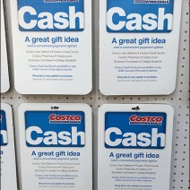 Costco Cash Gift Card 2