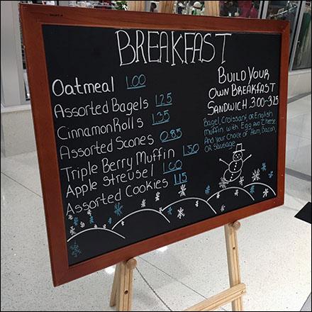 Do-It-Yourself Breakfast Sandwich Main