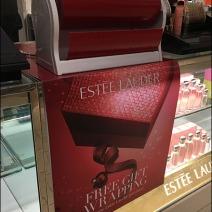 Estee Laude Gift Wrap Station 3