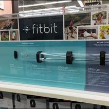 FitBit Display 1