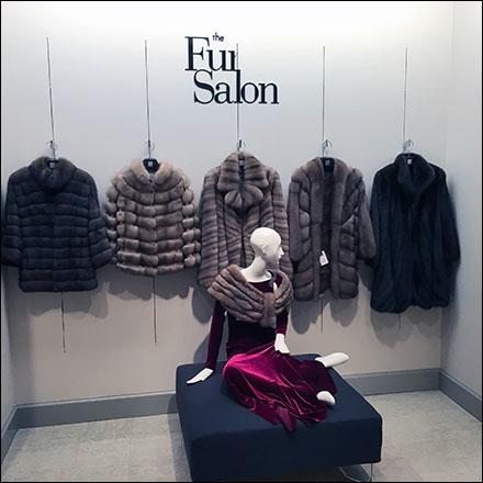 Fur Salon Departmental Branding Main