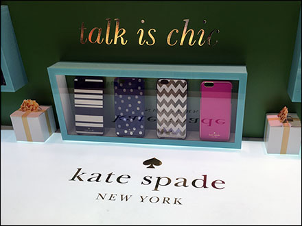 Kate Spade Talk is Chic Main