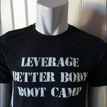 Leverage Better Body Boot Camp 3